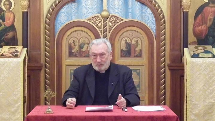 Conferință despre virtuţi la Colegiul Pontifical Pio Romeno