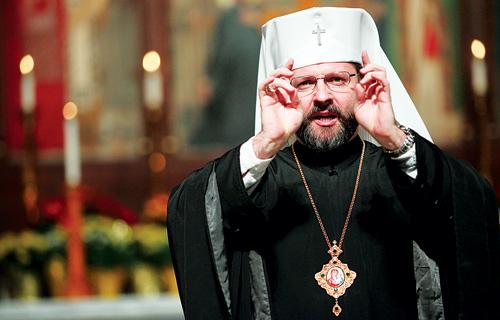 Arhiepiscopul greco-catolic de Kiev către fraţii ortodocşi: Nu credeţi în propagandă, priviţi adevărul