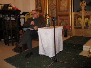 """Istorie, memorie, credință. Jean Sévillia la """"Şcoala de rugăciune"""""""