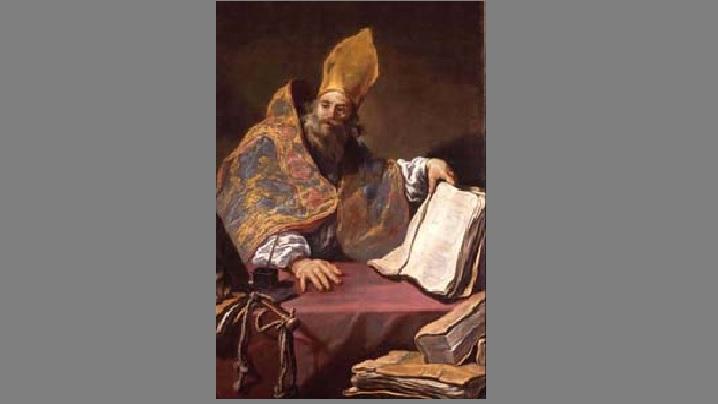 Sfântul Ambrozie (340-397)