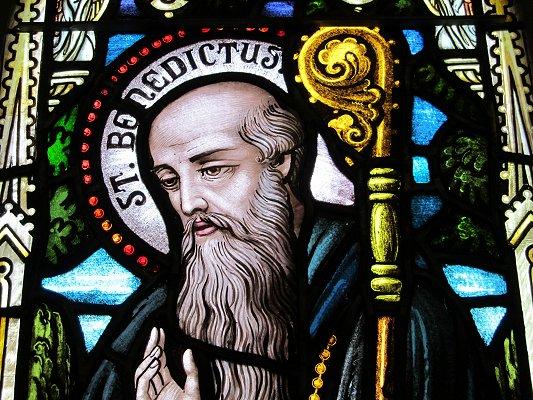 11 iulie: Sărbătoarea Sfântului Benedict, patronul Europei creștine