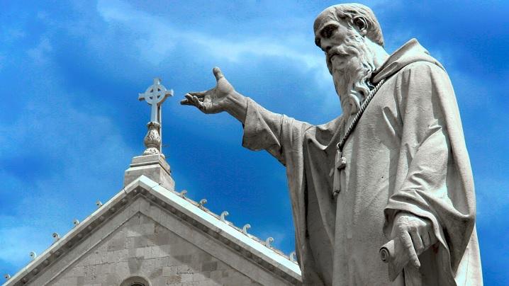 Sfântul Benedict, un ghid în căutarea identităţii Europei
