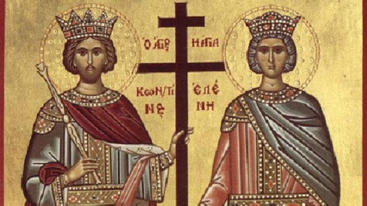 Împărați și sfinti: Constantin și Elena