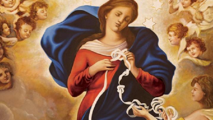Cum să te rogi în momente de disperare Fecioarei Maria