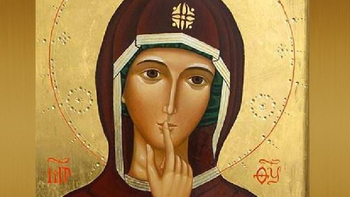 Virtuţile Mariei, plină de har
