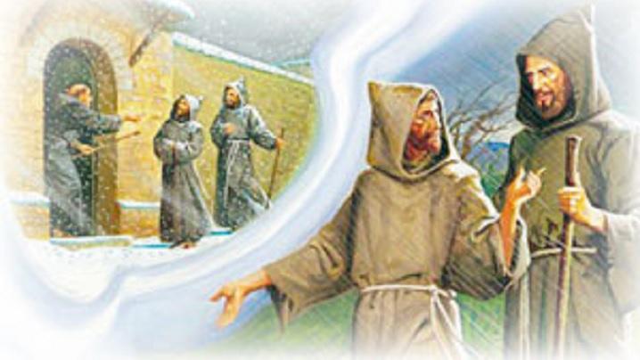 Sfântul Francisc și chipul bucuriei desăvârșite