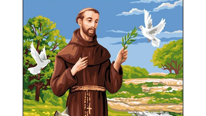 Novena în cinstea Sfântului Francisc de Assisi