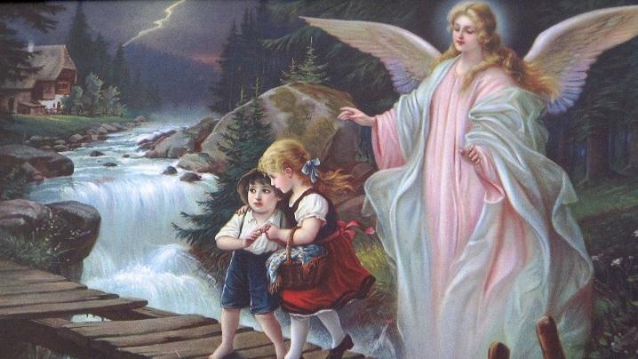 Roagă-te îngerilor păzitori ai familiei tale înainte de a începe ziua