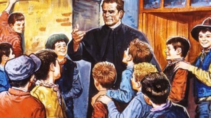 Zece sfaturi simple ale Sfântului Ioan Bosco pentru toți părinții