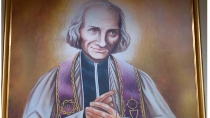 Sfântul parohiilor Ioan Maria Vianney-Dardilly și Ars-Franța