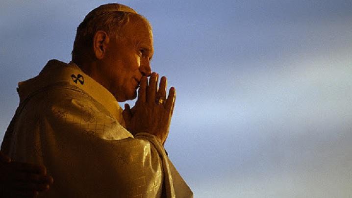 Au fost furate moaștele Sfântului Ioan Paul al II-lea