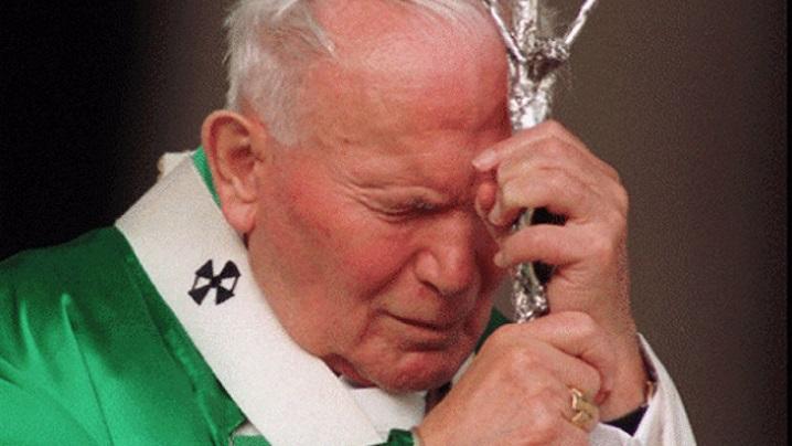 Rugăciunea Sfântului Ioan Paul al II-lea pentru familie