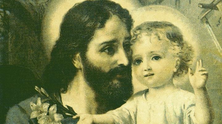 Rugăciune către Sfântul Iosif