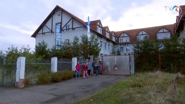 ANUNŢ: Palatul cu destine de copii  la TVR 1