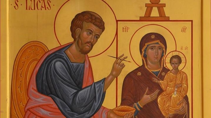 Sfântul Apostol şi Evanghelist Luca