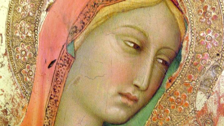 Maria Magdalena primul martor al Învierii