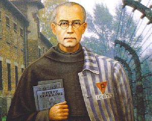 Sfântul Maximilian Kolbe, preot și martir în lagărul de exterminare de la Auschwitz