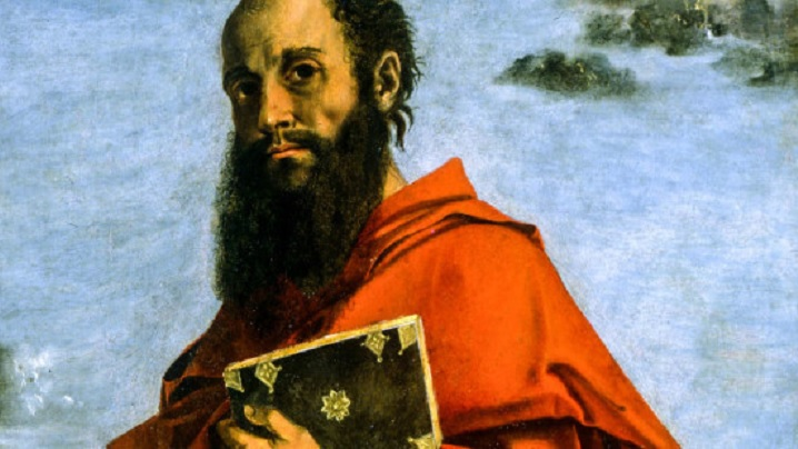 Lupta Sfântului Apostol Pavel împotriva diavolului