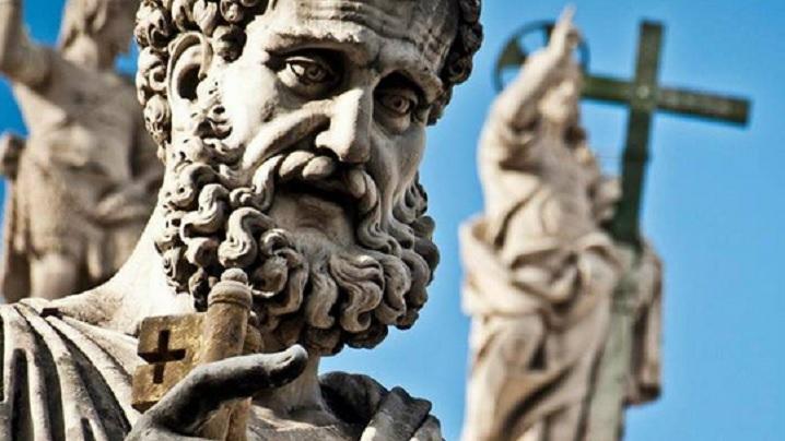 Mormantul Sfantului Petru, Vatican