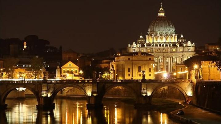În această noapte la Sfântul Petru