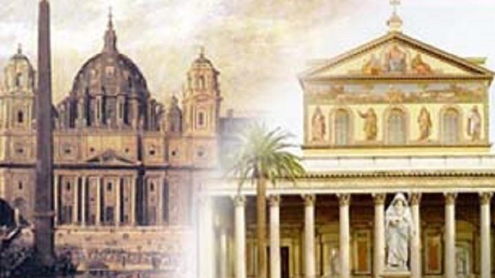 HRAMUL BAZILICILOR SFINŢILOR APOSTOLI PETRU ŞI PAUL
