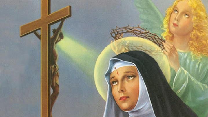 Cununa de rugăciuni în cinstea Sfintei Rita de Cascia