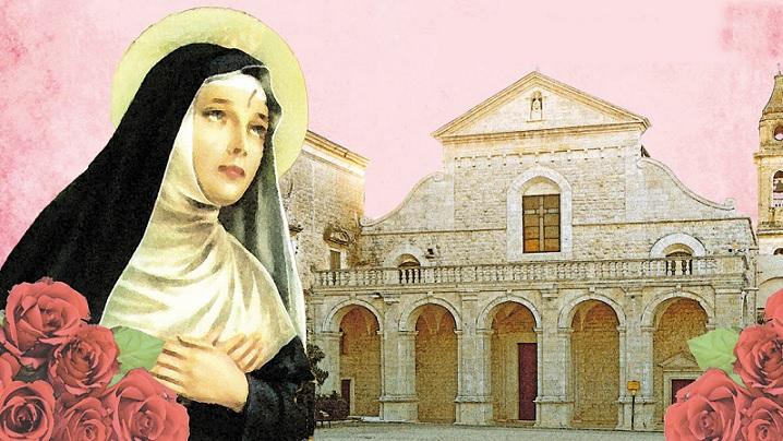 Sfânta Rita i-a apărut în vis și s-a vindecat