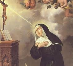 Cununa de rugaciuni în cinstea Sfintei Rita de Cascia