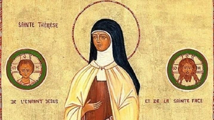 2 ianuarie - se naște Sfânta Tereza de Lisieux