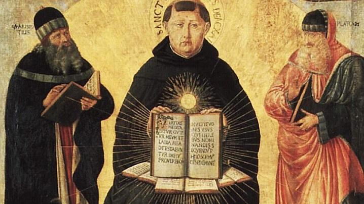 7 martie 1274, trece în veșnicie Sfântul Toma d