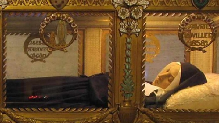 Singura frică a Sfintei care a văzut-o pe Fecioara Maria la Lourdes