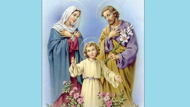 Reflecţie despre Sfânta Familie