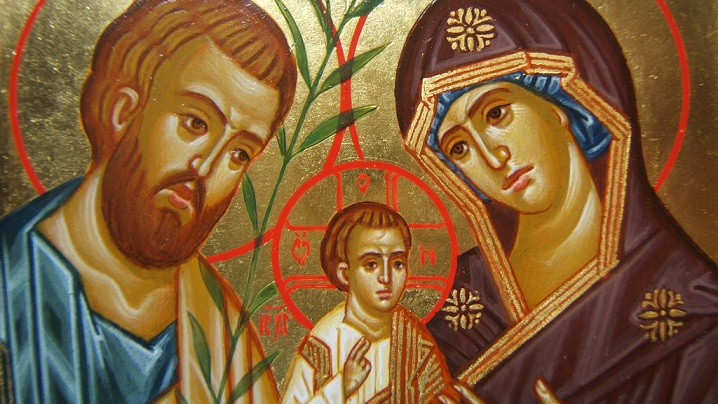 Reflecţie la solemnitatea Sfintei Familii: Isus, Maria şi Iosif
