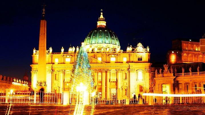 LIVE: Sfânta Liturghie de Crăciun din bazilica Sfântul Petru