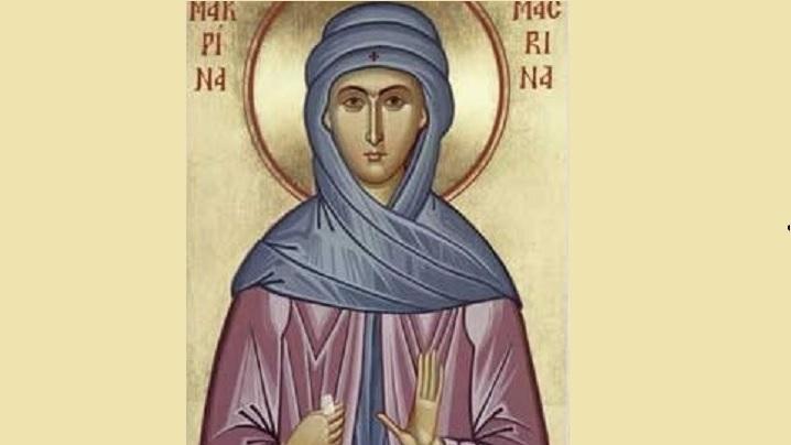 Sfânta Macrina (327-379)