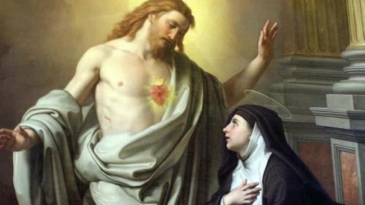 16 octombrie: Sfânta Margareta Maria Alacoque