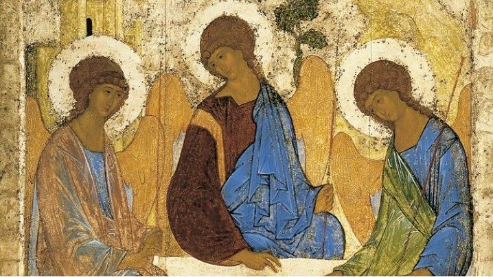 Învingerea discordiei prin contemplarea Trinităţii