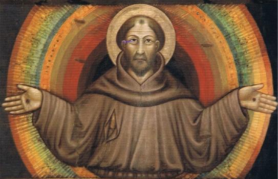 Rugăciunea Sfântului Francisc de Assisi