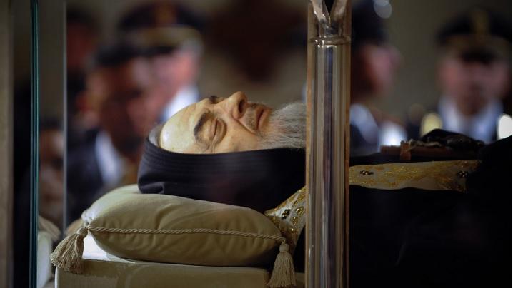 Foto: Cinci dintre cele mai incredibile trupuri intacte de sfinți