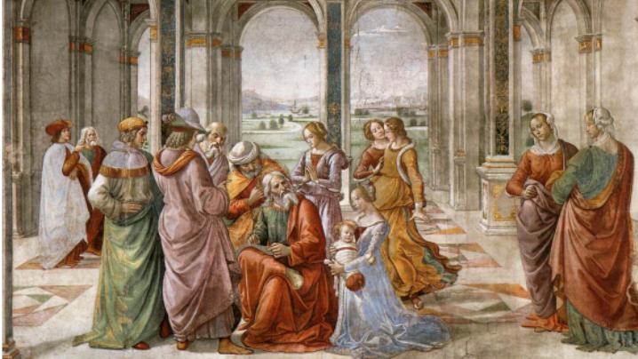 Sfântul Zaharia (tatăl Sfântului Ioan Botezătorul)