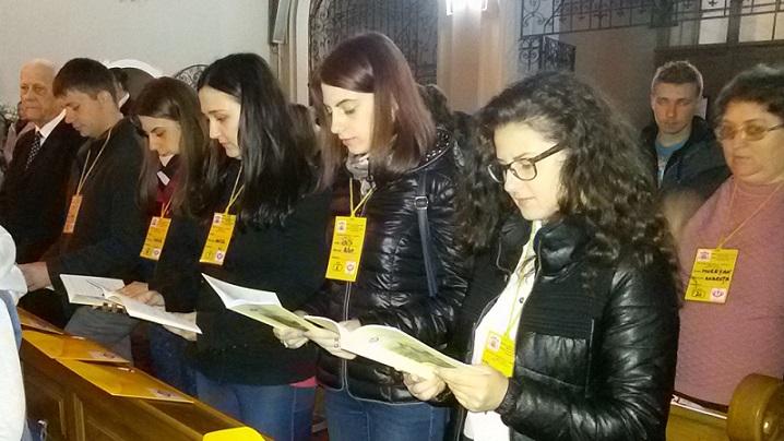 Întâlnirea Arhieparhială a Tinerilor din Arhieparhia de Alba Iulia și Făgăraș