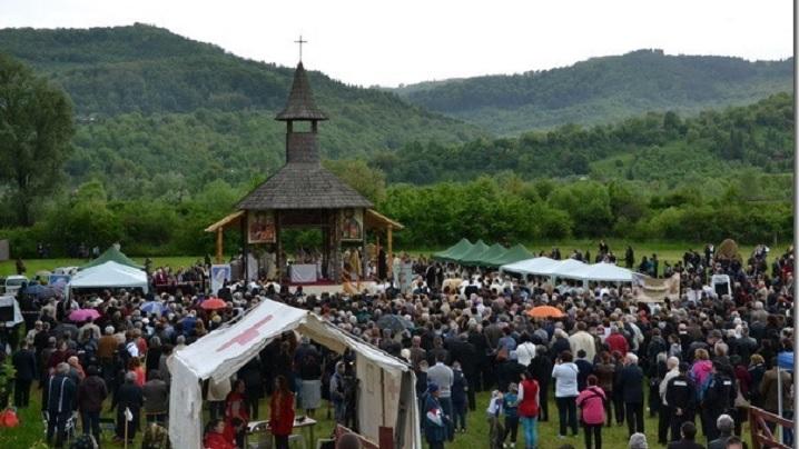 LIVE: Pelerinajul tradițional la Sighetu Marmației,  Sâmbătă, 8 mai 2021