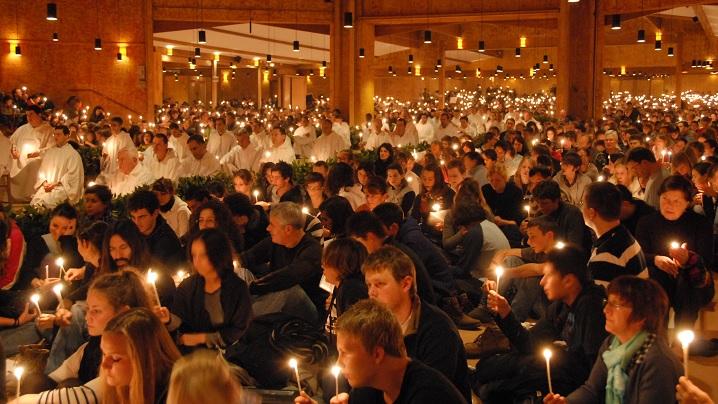 Tăcerea în liturgie: pentru a spune da Domnului