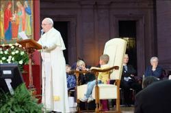 Prezentarea viitoarei adunări sinodale despre familie