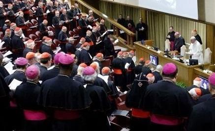 Cuvântul Papei Francisc în deschiderea primei congregaţii generale