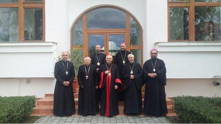 COMUNICAT: Sesiunea de primăvară a Sinodului Episcopilor Bisericii Române Unită cu Roma, Greco-Catolică