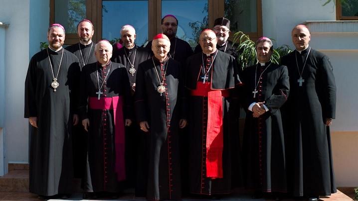 COMUNICAT: Sesiunea ordinară de toamnă a Sinodului Episcopilor Bisericii Române Unită cu Roma, Greco-Catolică