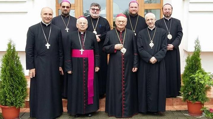 Episcopii greco-catolici se reunesc la Blaj în sesiunea de toamnă a Sinodului Episcopilor