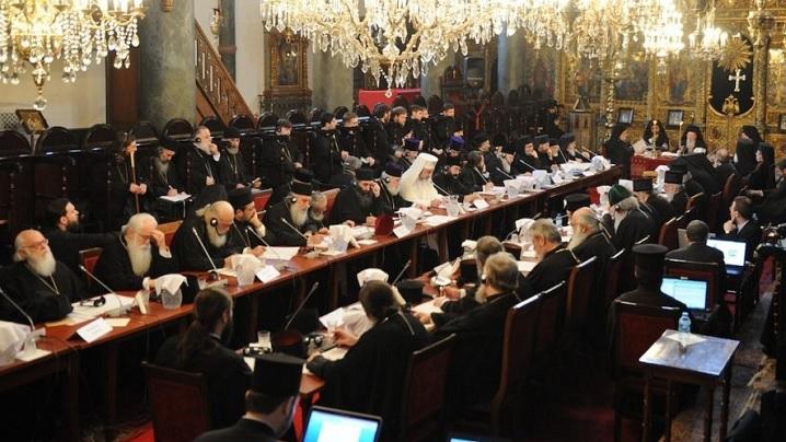 La o săptămână până la deschiderea conciliului ortodox s-au înmulţit dificultăţile