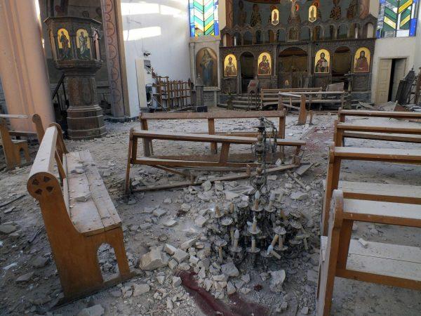 În Siria, un grup de rebeli au atacat o mănăstire franciscană și au ucis un călugăr